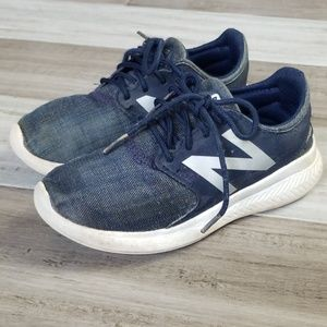 New Balance Fuel Core Coast Chambray Sneakers